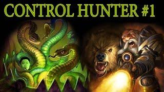 Hearthstone Control Hunter #1 - A Strange New World