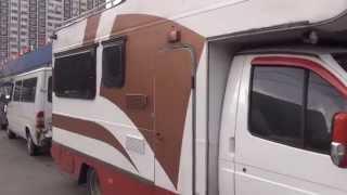 ГАЗЕЛЬ ДОМ НА КОЛЕСАХ ☆ Gaz фургон для автотуризма и проживания