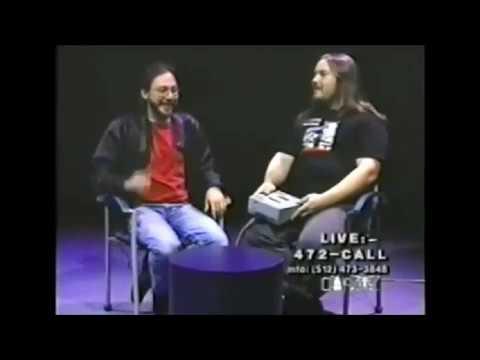 BILL HICKS PHONE IN  LAST TV INTERVIEW KAPZEYEZ INTERVIEW