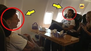A Day with LIONEL MESSI! | Behind the Scenes! | ft. Suarez,Puyol,Ronaldo | HD