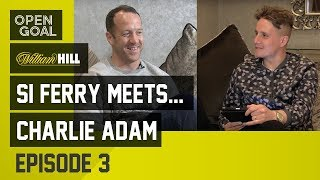 Si Ferry Meets...Charlie Adam Episode 3 - Bizarre first meeting with Dalglish, Playing for Liverpool