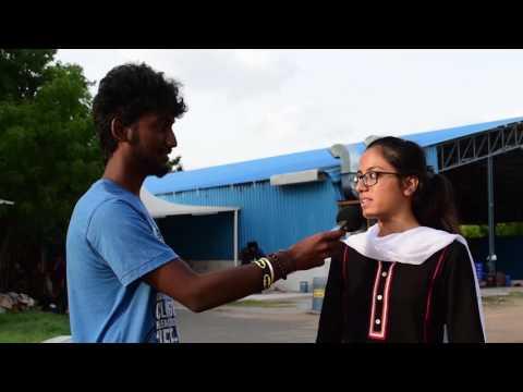 Freshers about SASTRA University