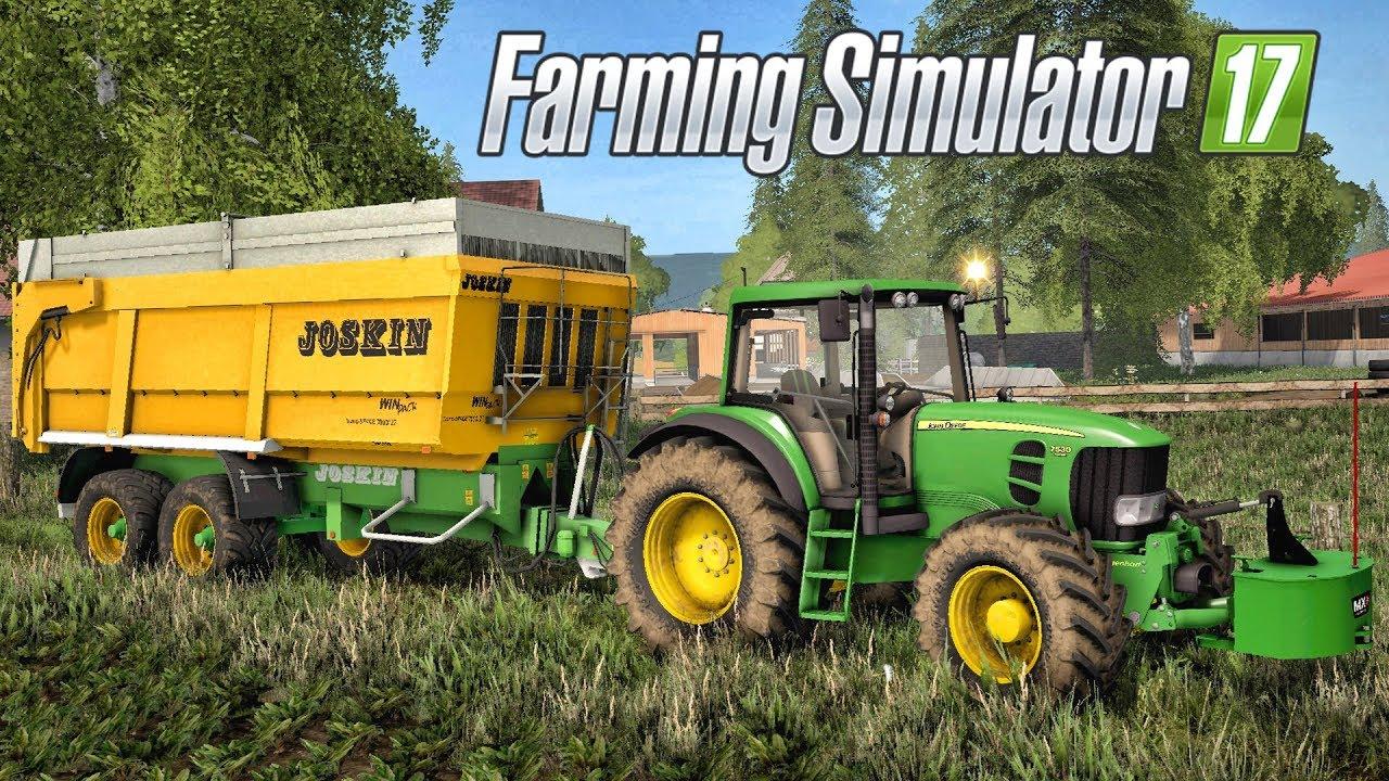 Farming Simulator Spiele
