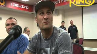 "Sergey Kovalev: ""Fighting Hopkins is like a dream come true"""