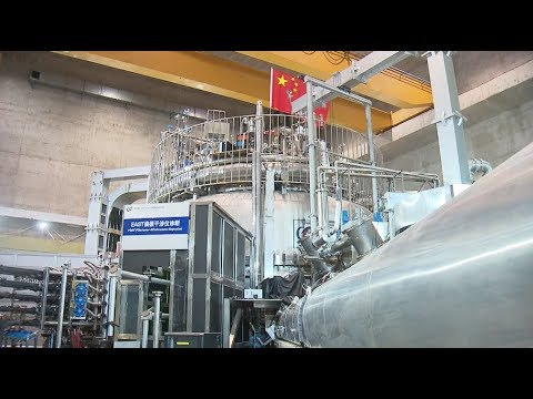China Makes Breakthrough in Artificial Sun Research