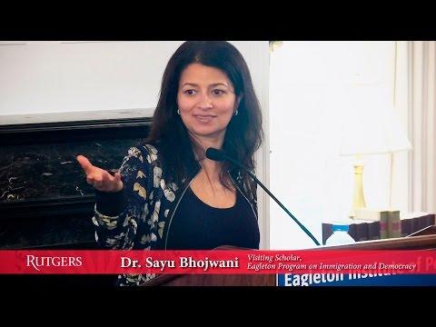 Dr. Sayu Bhojwani: Immigration and the 2016 Elections