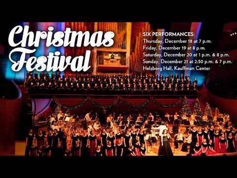 The Kansas City Symphony's Christmas Festival