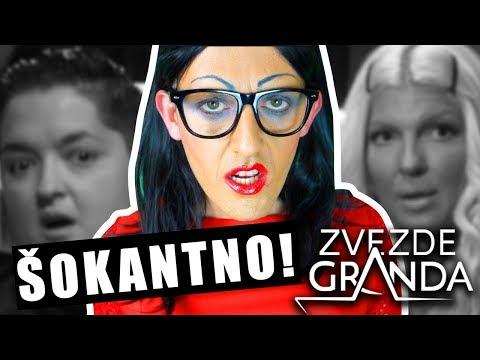 ŠOKIRALA ŽIRI (ZVEZDE GRANDA) - Mileva Grand - TRUDNA SA TOBOM