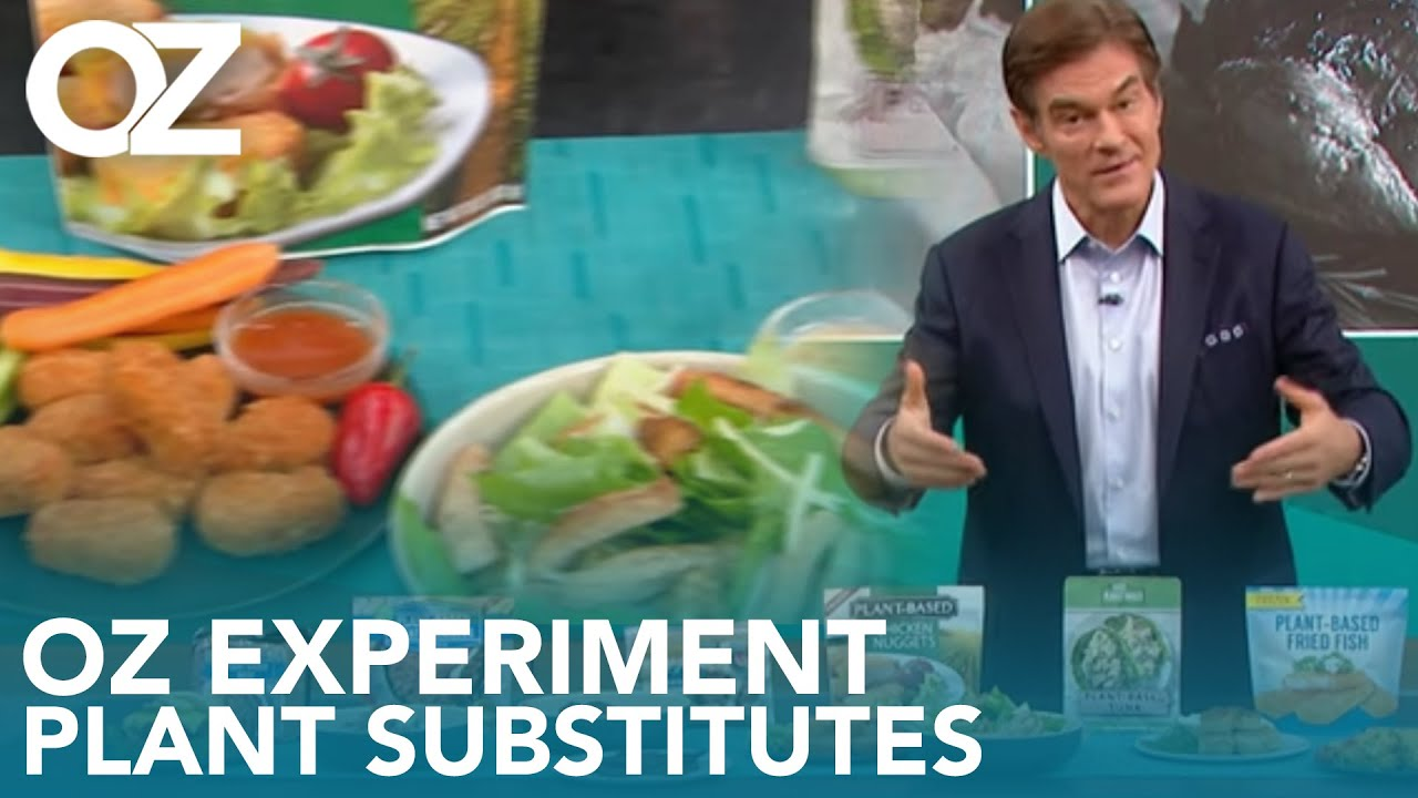 What Happens to your Body when you replace all your Meat and Fish with Plant-Based Substitutes?