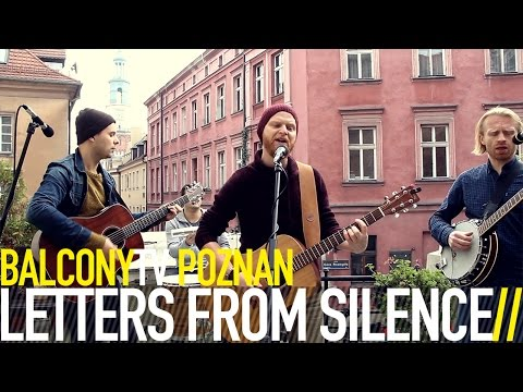 LETTERS FROM SILENCE - DYLAN'S DOG (BalconyTV)
