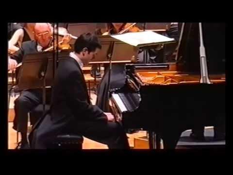 Alberto Nosè, piano - F. Chopin, Concerto n°1 op.11 - 1st movement