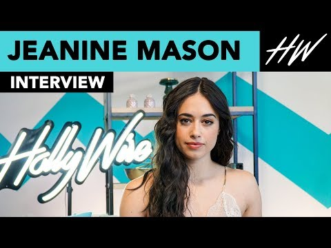 Jeanine Mason Gushes Over Roswell: New Mexico Co-star Tyler Blackburn!! | Hollywire