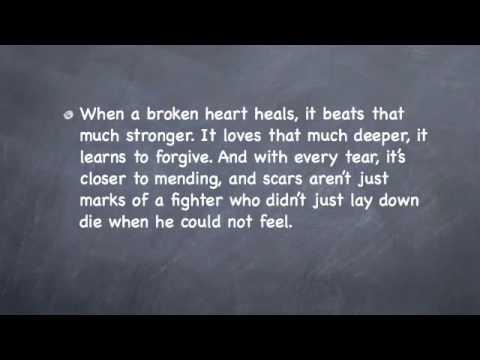 When a Broken Heart Heals The Isaacs
