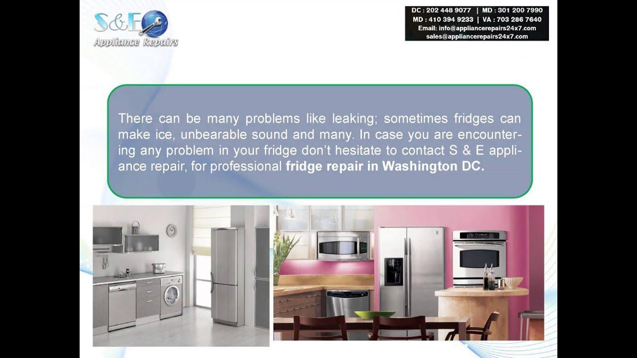 Best Fridge Repair Services By Appliancerepairs24x7 Virginia, Washington DC