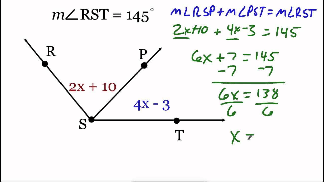worksheet Classifying Angles geometry 1 4 part 2 measure and classify angles youtube angles