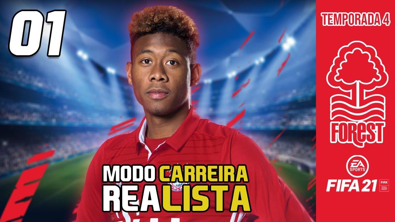 O INÍCIO SÓ COM CONTRATAÇÕES PESADISSÍMAS | T.04 Ep.01 | MODO CARREIRA REALISTA FIFA 21