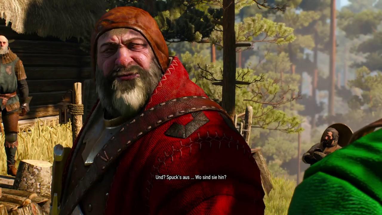 The Witcher 3: Der Blutige Baron - gutes Ende1