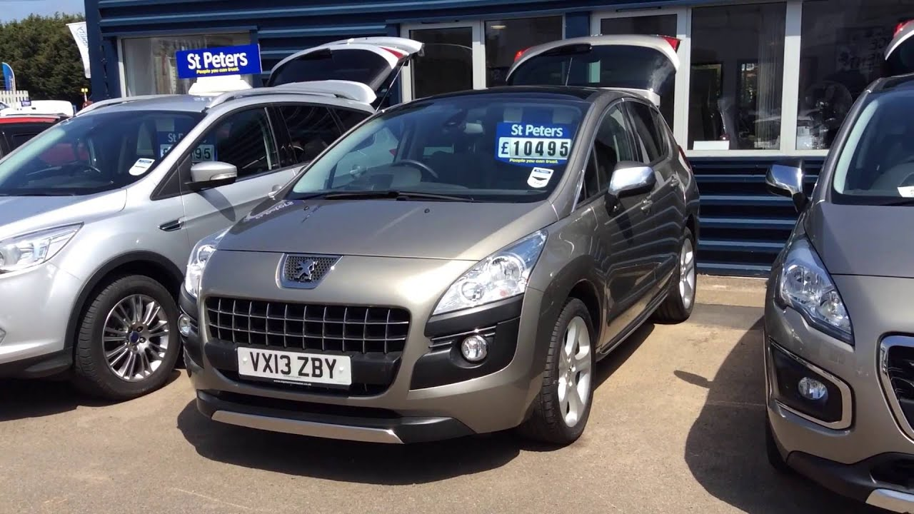 2013 peugeot 3008 crossover 2 0 hdi 150 fap allure vx13 zby at st peter 39 s peugeot worcester. Black Bedroom Furniture Sets. Home Design Ideas