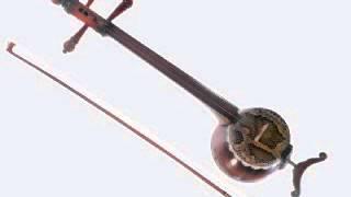 Instrumentos musicales chinos de arco