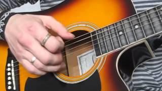 Интересные виды гитарных переборов