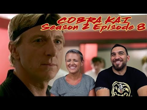 Cobra Kai Season 2 Episode 8 'Glory of Love' REACTION!!