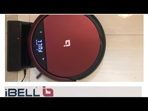 iBELL ROBOTIC VACUUM CLEANER Review