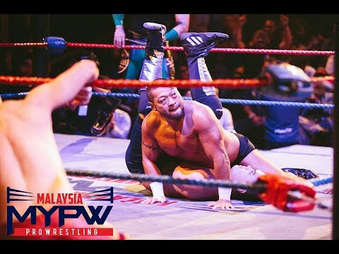 MyPW Resistance | Dick Togo & Shaukat vs GST | Malaysia Pro Wrestling