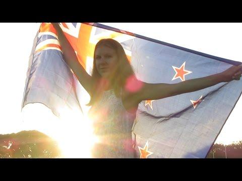 God Defend New Zealand - Holly Christina