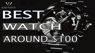 Best watch around $100  available to buy in 2018