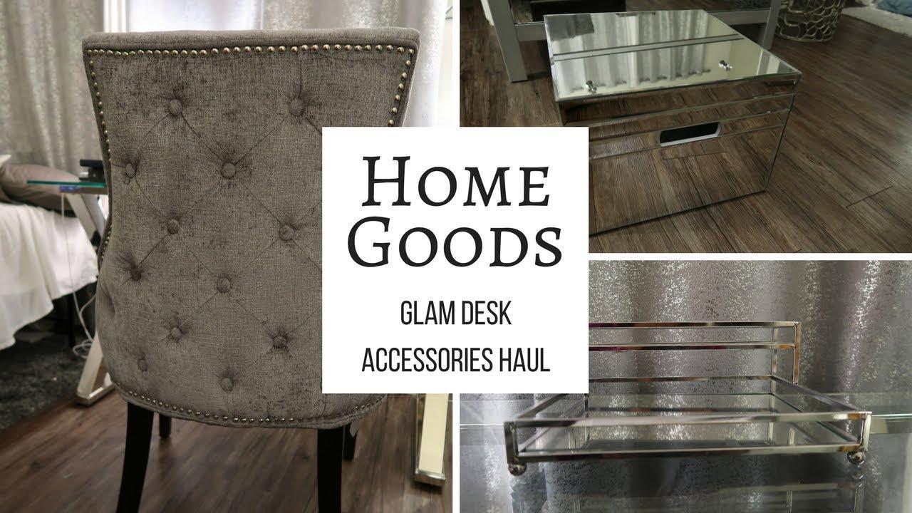 Homegoods Desk Accessories Haul Glam