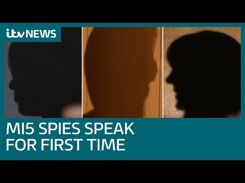Exclusive: MI5 spies speak for first time about their covert work | ITV News
