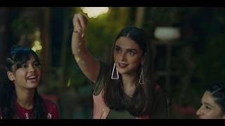 ADITI RAO HYDARI makes new Diwali memories with AJIO!  #AditiXAjio #Ajiolove #100DaysOfNew