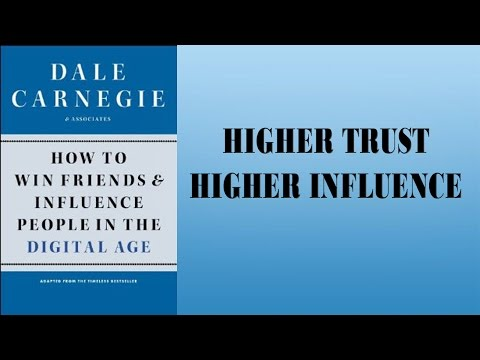 Dale Carnegie - How to Win Friends and Influence People in the Digital Age - Book Review Mp3