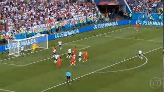 JOGADA - Marouane Fellaini - Bélgica x Inglaterra [28/06/2018] (0000)
