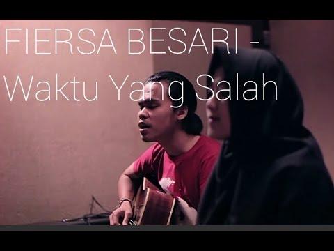 FIERSA BESARI - Waktu Yang Salah [Cover by Abe ft. Nayukurnia] #MusisiAmatir
