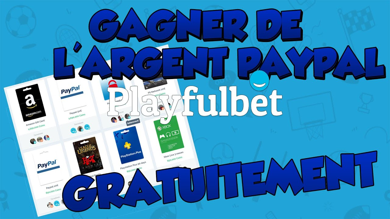 gagner de l 39 argent paypal gratuitement en parient playfulbet youtube. Black Bedroom Furniture Sets. Home Design Ideas