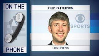 CBS Sports' Chip Patterson Talks CFB Coach Ratings & More w/Rich Eisen | Full Interview | 8/20/18