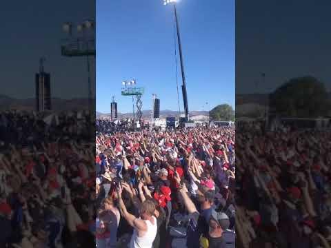Trump Nevada Epic Turnout 10 18