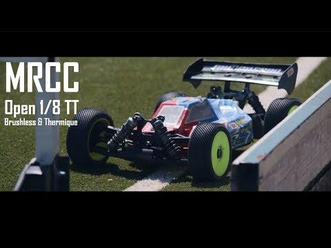 MRCC - Open 1/8 TT Brushless & Thermique