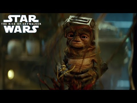 Meet Babu Frik | Star Wars: The Rise of Skywalker