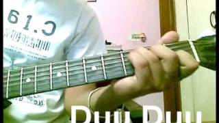 learn BHEEGI BHEEGI on guitar