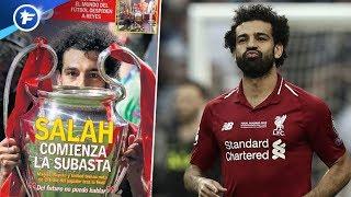 Mohamed Salah affole le marché des transferts | Revue de presse