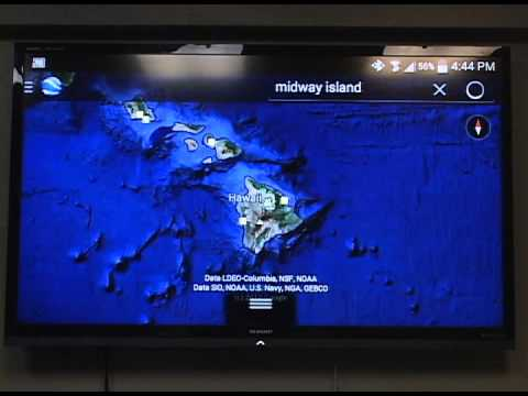United flight forced to land on Midway Island