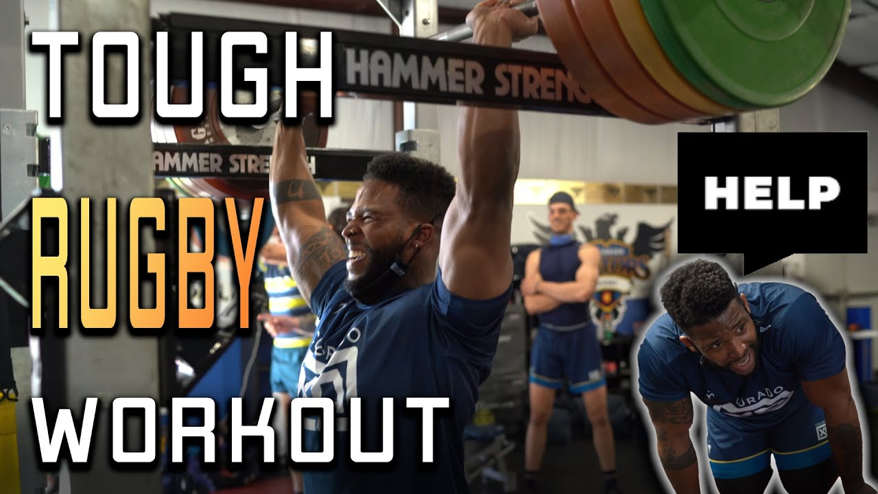Toughest Rugby Workout | Yung Thug Or Future