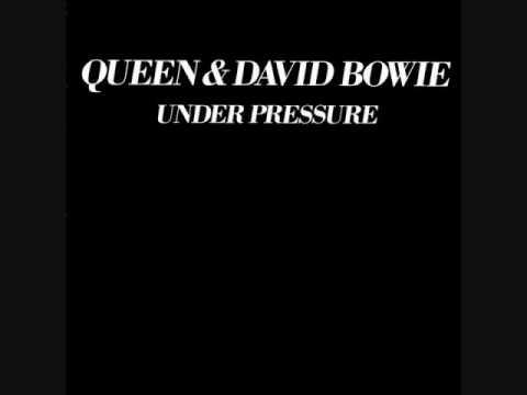 David Bowie (and Freddie Mercury) - Under Pressure (Vocal Track)