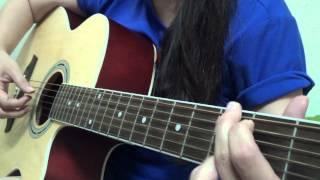 Chiếc ô ngăn đôi - Guitar cover