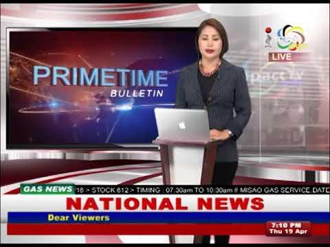 Impact News English 19 April 2018
