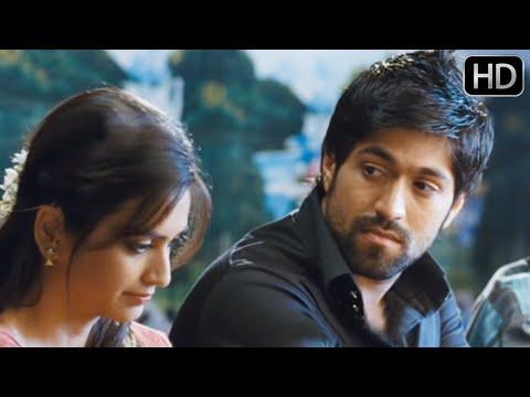 Yash teases heroine | Googly Kannada Movie | Kannada Comedy Scene 42 | Yash, Kruthi Karabanda