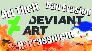 Some Of The Absolute Worst People On DeviantArt thumbnail