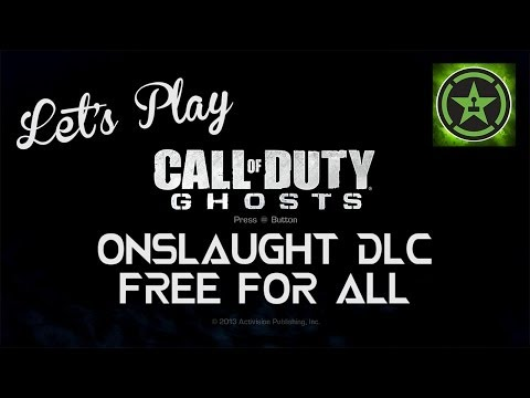 Let's Play - Call of Duty: Ghosts - On Slaught DLC Free for All